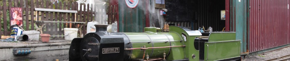 Sold! Lister loco for sale – gauge adjustable   Ten and a