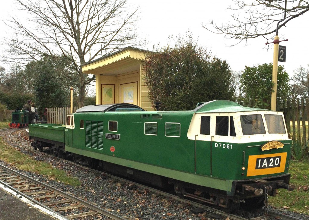 Visiting Hymek at the 2015 Ingfield Diesel Day. Picture by Craig Gluyas.
