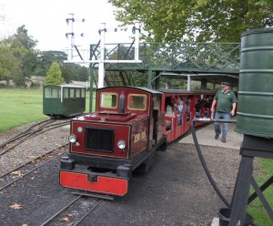 'Henrietta Jane' at Audley End. Picture by Jonathan James.