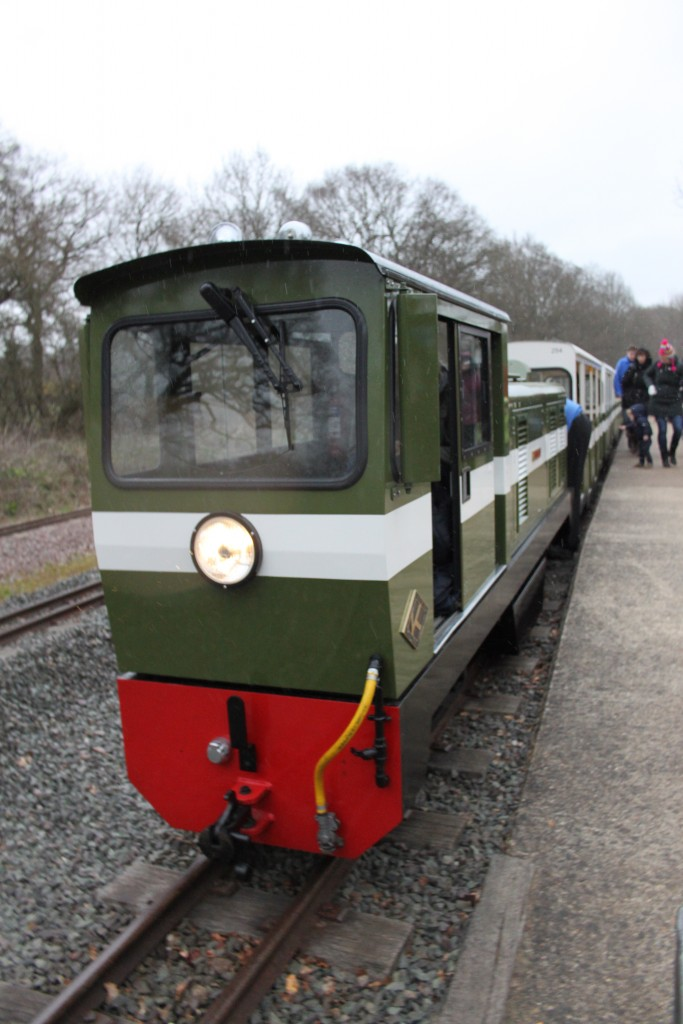 Bayhurst' at Willow Lawn station, Ruislip Lido Railway. Picture by Jonathan James