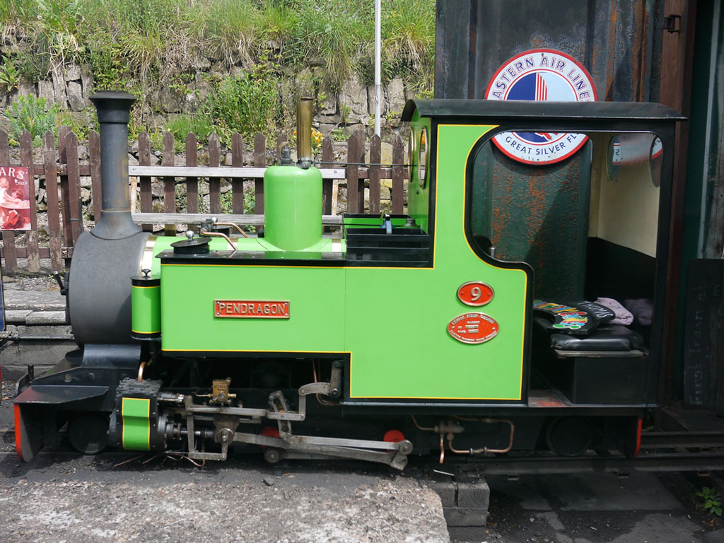 Rudyard Lake Railway modern power